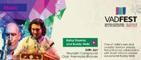 Rahul Sharma and Buddy Wells Performing at VADFEST in India