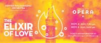 The Elixir of Love in Concert in Denver