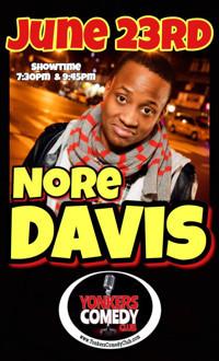 Nore Davis & Friends in Rockland / Westchester