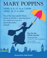 Mary Poppins in Maine