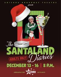 The Santaland Diaries in Phoenix