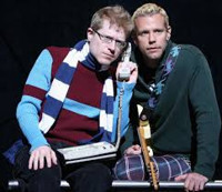 RENT's Adam Pascal and Anthony Rapp in Connecticut