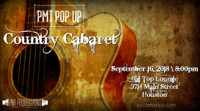 PMT Pop Up: Country Cabaret in Houston