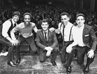 The Doo Wop Project in Connecticut