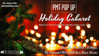 PMT Pop Up: Holiday Cabaret in Houston
