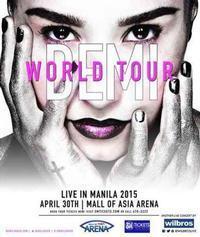 Demi Lovato Live in Manila in Philippines