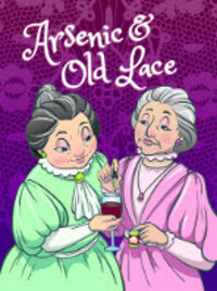 Arsenic & Old Lace in Broadway
