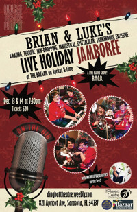 Brian & Luke's Live Holiday Jamboree in Sarasota