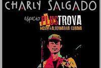 Charly Salgado and his guests, in El Sauce in Cuba