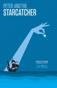 Peter and the Starcatcher in Off-Off-Broadway