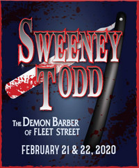 SPECIAL PRESENTATION – SWEENEY TODD in Indianapolis