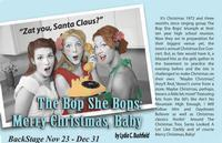 The Bop She Bops:  Merry Christmas Baby in Broadway