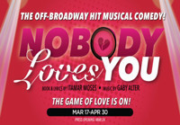 Nobody Loves You in Broadway