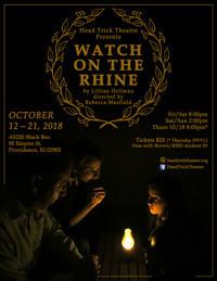 Watch on the Rhine in Rhode Island
