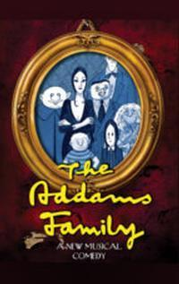 The Addams Family in Broadway