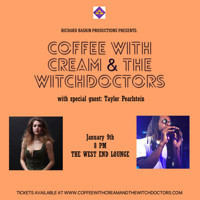Coffee with Cream and The Witchdoctors feat. Taylor Pearlstein in Off-Off-Broadway