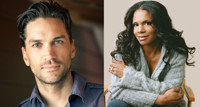 Audra McDonald and Will Swenson in San Francisco
