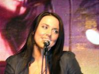 Melanie C in Ireland