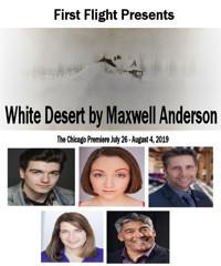 White Desert in Broadway