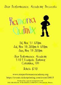 Ramona Quimby in Columbus
