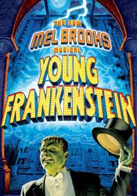 Young Frankenstein in Broadway
