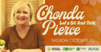 Chonda Pierce Let's Sit and Talk in Tulsa