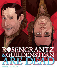 ROSENCRANTZ & GUILDENSTERN ARE DEAD (with THE 15 MINUTE HAMLET) in Broadway