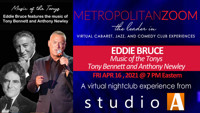 EDDIE BRUCE ~ Music of the Tonys in Long Island