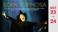 Eden Espinosa Concert in Birmingham