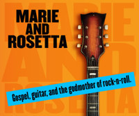 Marie and Rosetta in San Diego