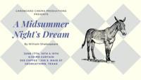 A Midsummer Night's Dream in Austin