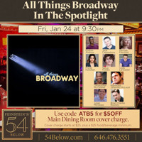 All Things Broadway: In The Spotlight in Central New York