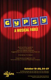 HB APA Presents: Gypsy in Costa Mesa
