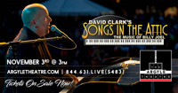 David Clark's Songs In The Attic, The Music of Billy Joel in Long Island