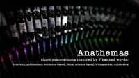 Anathemas in Off-Off-Broadway