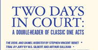 Two Days in Court:  A Double-Header of Classic One Acts in Broadway
