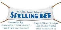 The 25th Annual Putnam County Spelling Bee in Toronto