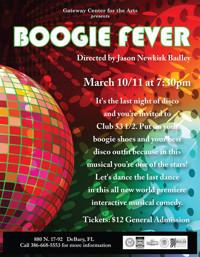 Boogie Fever in Broadway