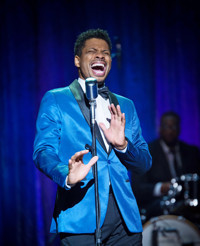 HIGHER AND HIGHER, A FEEL-GOOD ROCK ?N SOUL SHINDIG, STARRING CHESTER GREGORY in Broadway