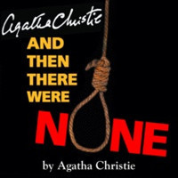 Agatha Christie AND THEN THERE WERE NONE in Connecticut