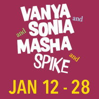 Vanya and Sonia and Masha and Spike in Milwaukee, WI