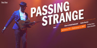 PASSING STRANGE in Broadway
