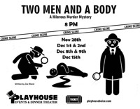 Two men and a body in Boise