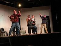 Calamity Improv: On Tour in Washington, DC