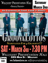 The GroovaLottos Downtown Phunk Party in Boston