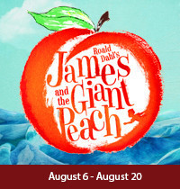 James and the Giant Peach at The Noel S. Ruiz Theatre in Long Island