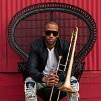 Trombone Shorty and Orleans Avenue in Atlanta