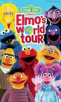 Elmo's World Tour in Australia - Brisbane