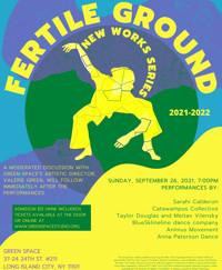 LIVE Fertile Ground September in Brooklyn