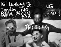 UG! COMEDY SHOW!! @ No Fun Bar  in Other New York Stages